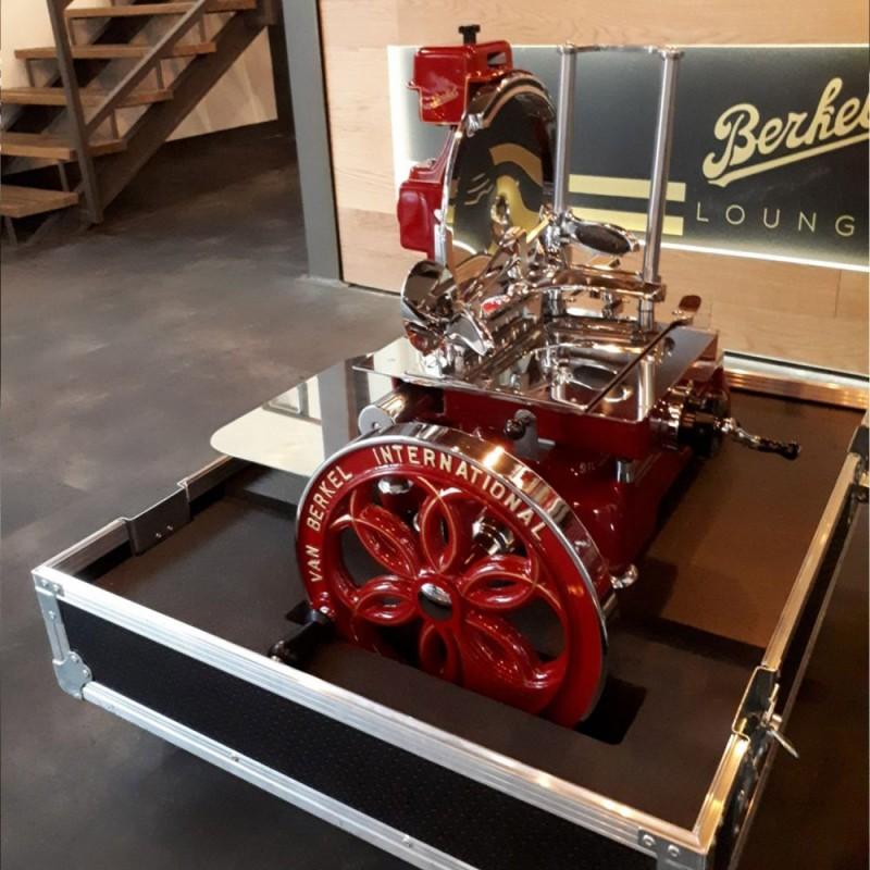 Caisse de transport à roulettes pour Volano B114 / Tribute / B3